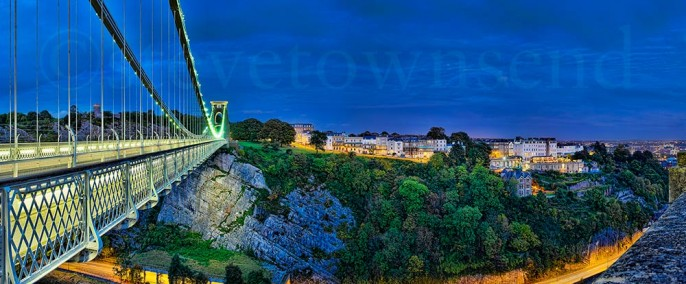 clifton suspension bridge observatory avon gorge