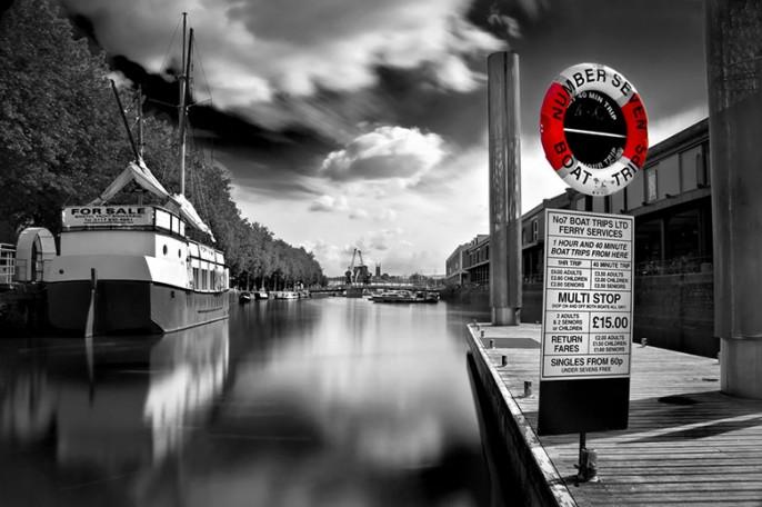 St Augustine's Reach, Bristol Dock