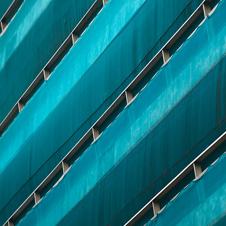 Abstract Architecture Photograph of Multi-storey Car Park in Bristol Gallery