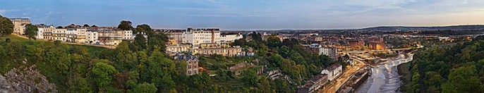 sion hill clifton village and bristol city