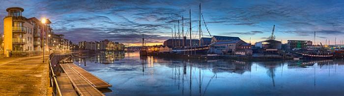 Docks On Ice (inc. Capricorn Quay)
