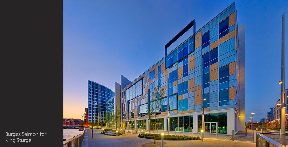 One Glass Wharf Commercial Property Photography