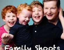 Fun and relaxed family portraits to treasure forever