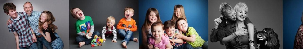 Bristol family photoshoot footer