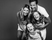 family portrait in bristol