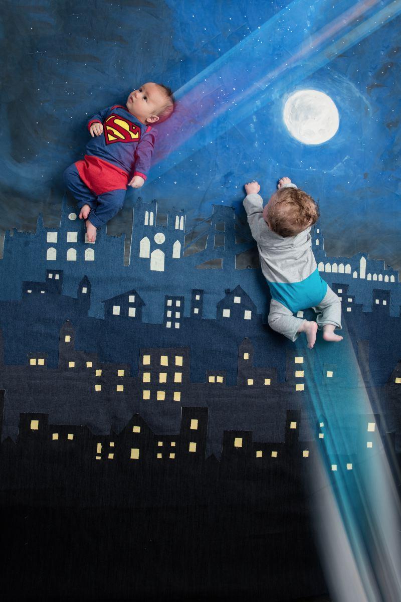 Batman Vs Superman over Bristol 001