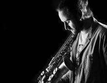 Musician profile photograph