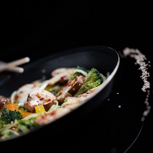 Food Waste Philosophy Shane Jordan Vegetable Stir Fry