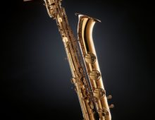 A saxophone for a product photographer is an intricate musical instrument to capture