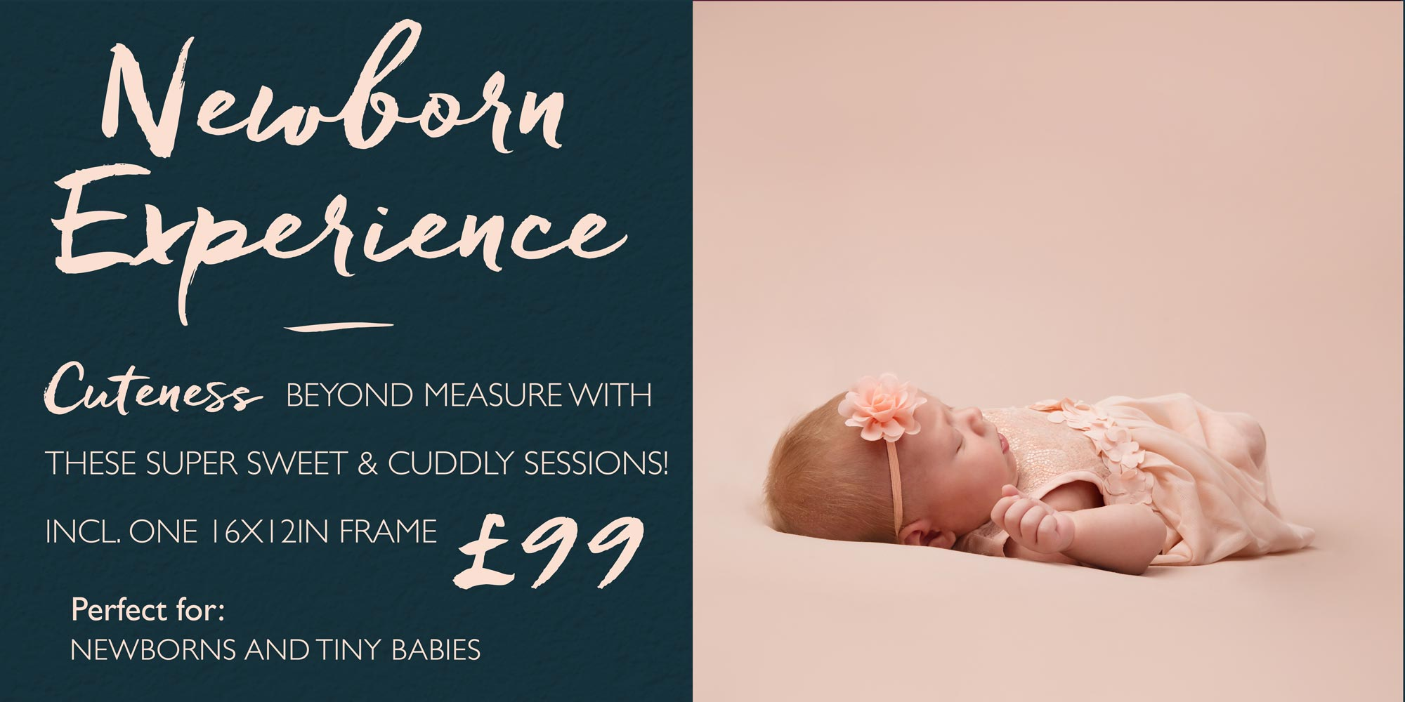 Newborn-Experience-with-16x12IN-FRAME-£99
