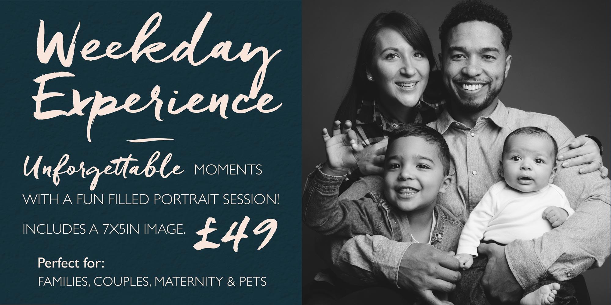Session Pricing | ZZZone Photography Studio | Bristol