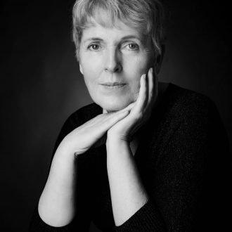 Author portrait for book
