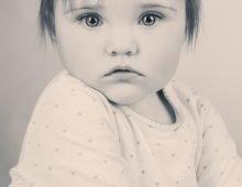 Fine Art Baby Photograph