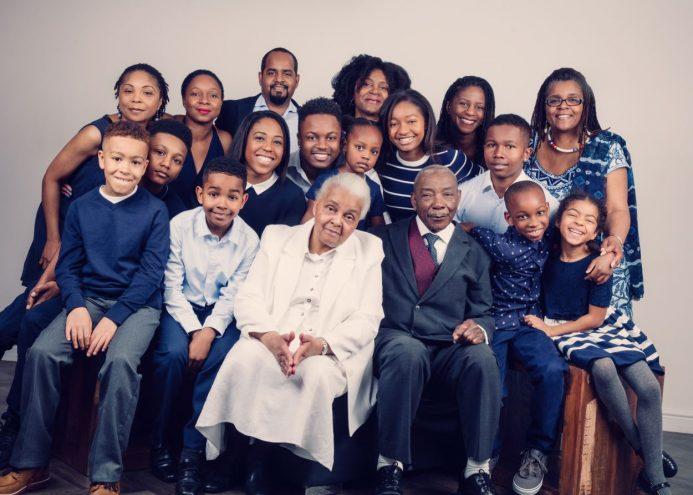 Large Family Generation