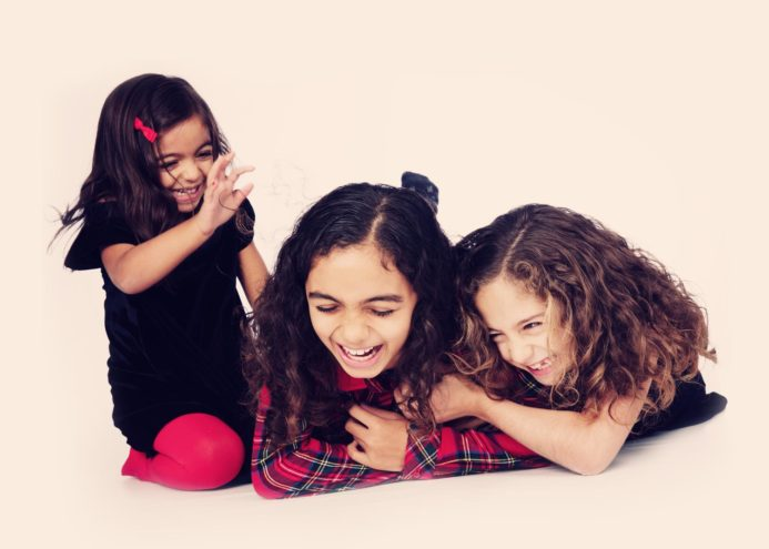 Our kids photoshoots are lots of fun!